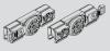 Set role L60 Aluminiu eloxat...