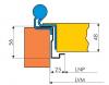 "<b>Protejeaza-ti spatiul oferindu-i fiabilitate si durabilitate mediului ambiant.</b><br><br><img alt="""" src=""/cs-photos/wysiwyg/beneficii%20usi365.jpg"" vspace="""" border=""0"" hspace=""""><br>Toc pe 3 laturi din otel zincat si lacuit<br>Special creat pentru usile multifunctionale<br><br><br><i>Calitatea poarta semnatura Usi365!</i>"