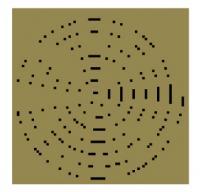 Kit circuite magnetice cu metal detector