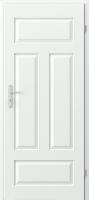 Usa de interior+Toc+Maner HDF ROYAL model P 1 canat Fagure CEH/HUN