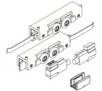 Set carucioare AGILE 50 8-10 mm