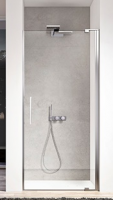 Sticla frezata securizata clara 1 canat 8mm 1 40