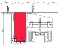 Traversa superioara Otel RAL 1013 SA1 SC1 SA2 (pret/ml)