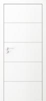 Usa de interior vopsita HDF VECTOR E Alb Polonez Fagure vopsea standard